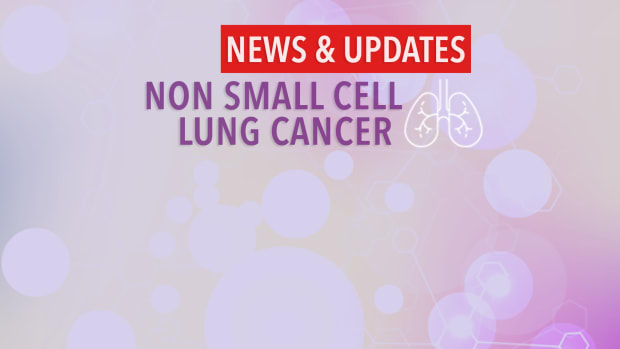 Non Small Cell Lung Cancer News Updates NSCLC