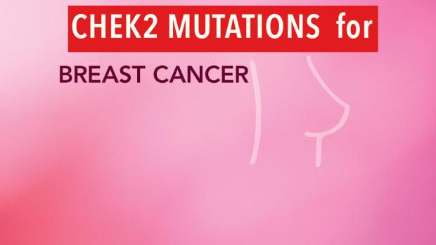 CHEK2 Gene Mutations Increase Breast Cancer Risk