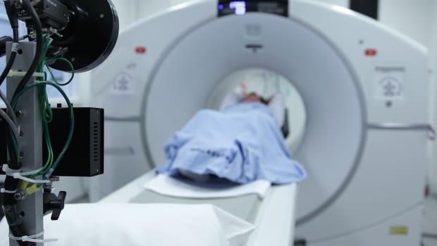 MRI CT Scan