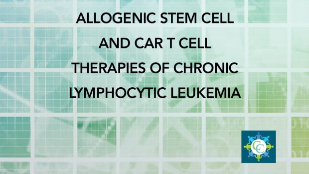 Allogenic Stem Cell and CAR T Cell Therapies of Chronic Lymphocytic Leukemia