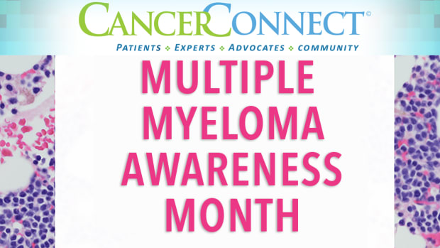 Multiple Myeloma Awareness Month MM