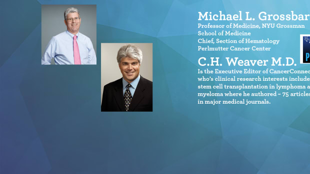 Ask The Experts About Lymphoma Grossbard Weaver