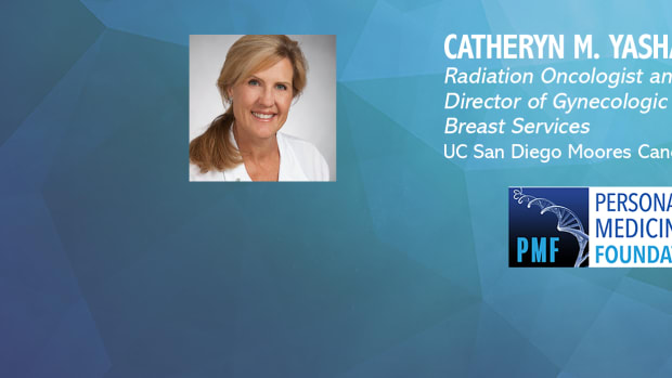 Ask the Early-Stage Breast Cancer Expert Yashar