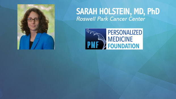 Ask the Expert Tips: Multiple Myeloma Sarah Holstein Promo