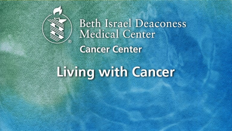 Sharing decision-making with your cancer doctor