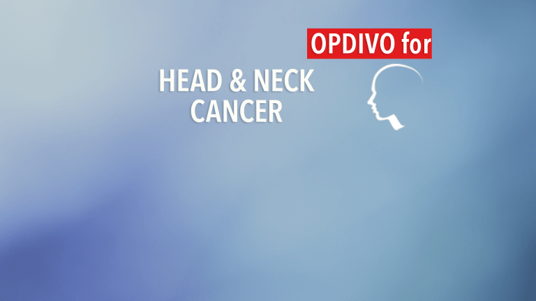 Opdivo Approved for Advanced Head and Neck Cancer