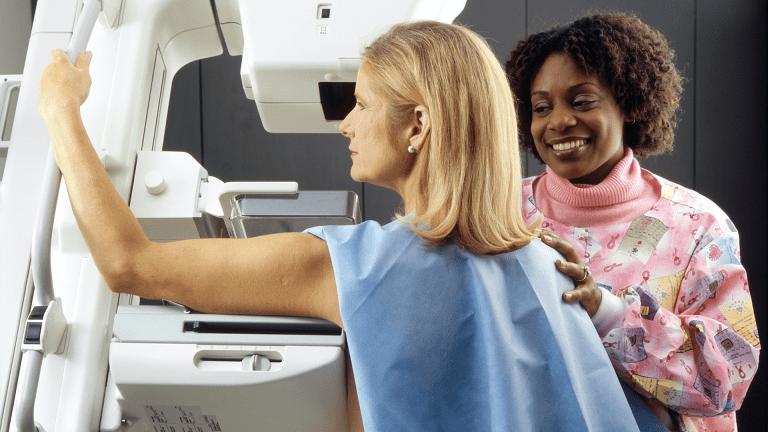 Mammography Benefits Breast Cancer Survivors