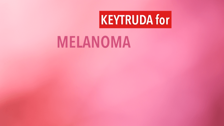 Keytruda® PD-1 Immunotherapy Treatment Improves Survival in Melanoma