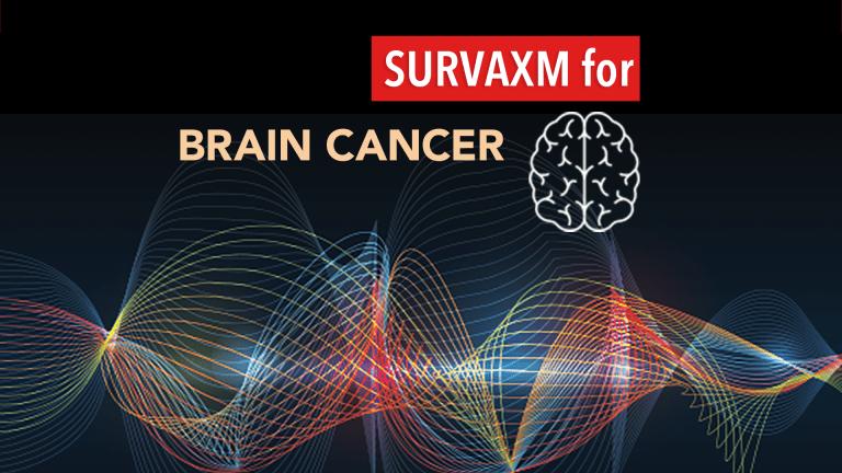 SurvaxM May Prolong Survival in Glioblastoma