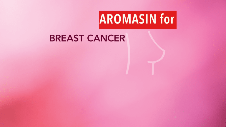 Aromasin® Treatment for Breast Cancer