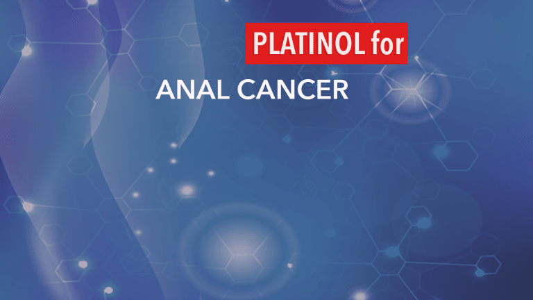 No Benefit with Addition of Platinol® to Treatment for Anal Cancer