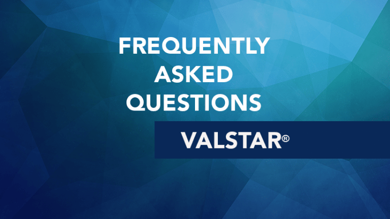 Frequently Asked Questions about Valstar® (valrubicin)