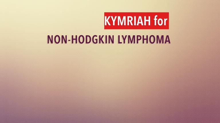FDA Approves Kymriah for Treatment of Relapsed or Refractory (DLBCL)