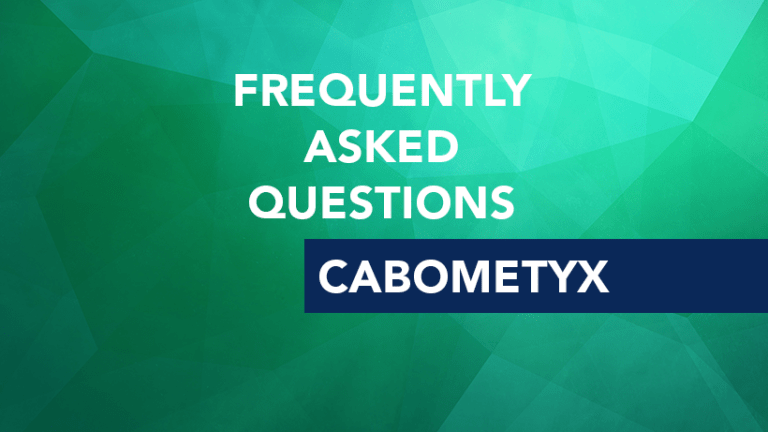 Frequently Asked Questions about Cabometyx™ (cabozantinib)