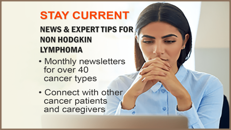 CancerConnect Non Lymphoma Newsletter