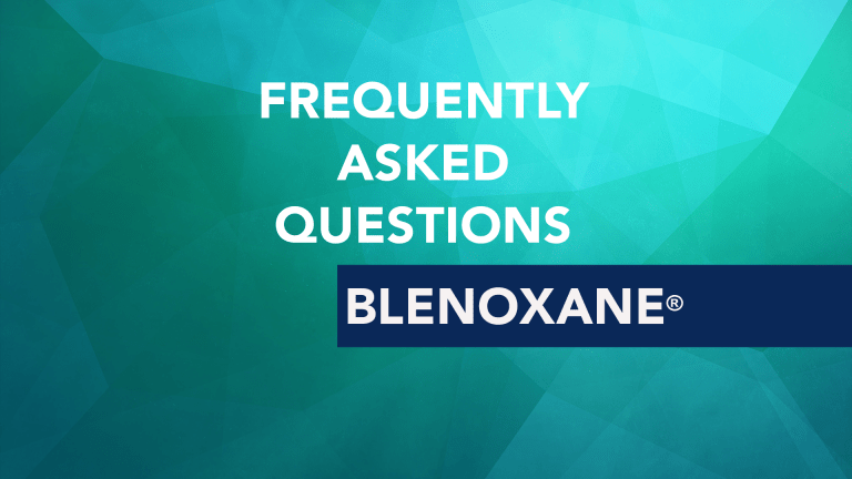 Frequently Asked Questions About Blenoxane (bleomycin)