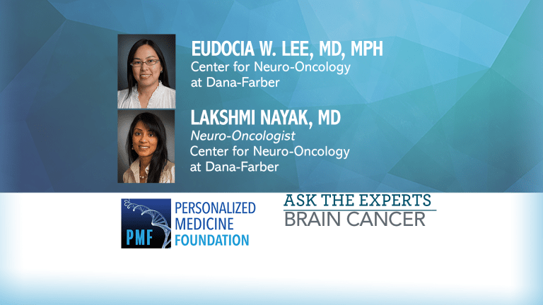 Ask the Experts About Adult Primary Brain Tumors & Brain Metastases
