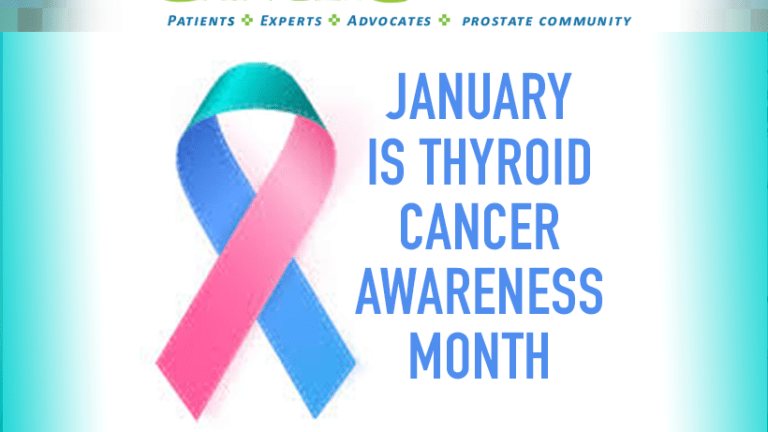 It's National Thyroid Awareness Month