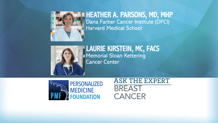 Ask The Experts About the Management of Breast Cancer