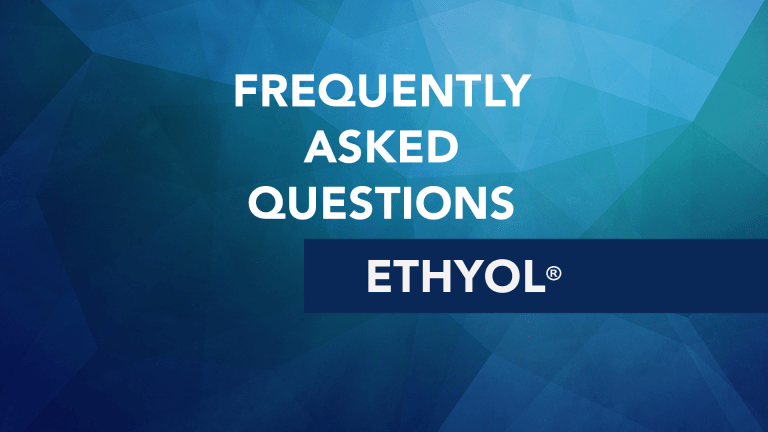 Frequently Asked Questions About Ethyol (amifostine)