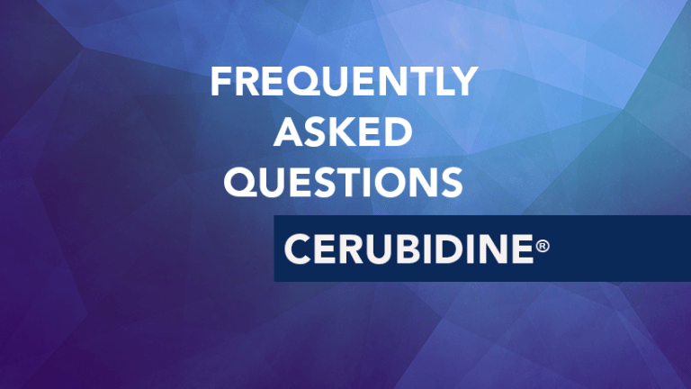 Frequently Asked Questions about Cerubidine® (Daunorubicin)