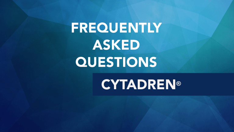 Frequently Asked Questions About Cytadren® (aminoglutethimide)