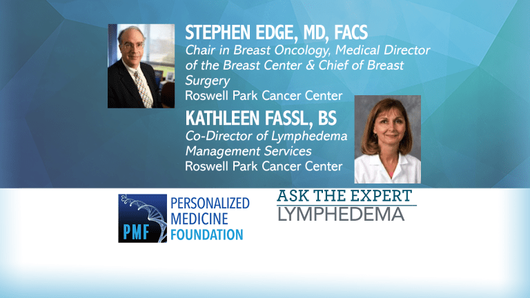 Managing Lymphedema - Ask The Experts