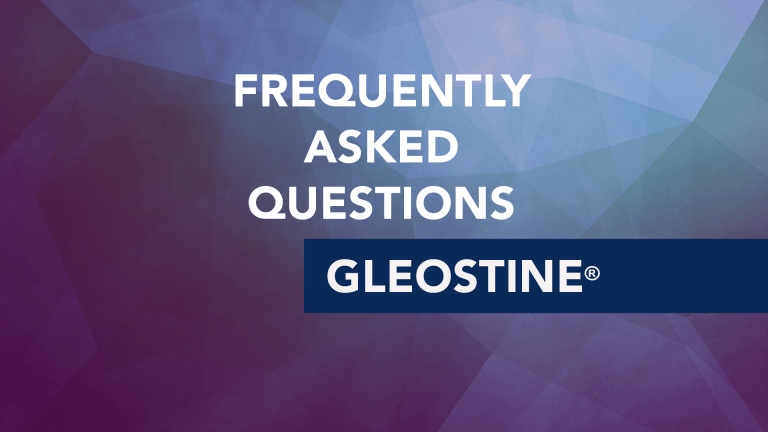 Frequently Asked Questions about Gleostine® (lomustine)