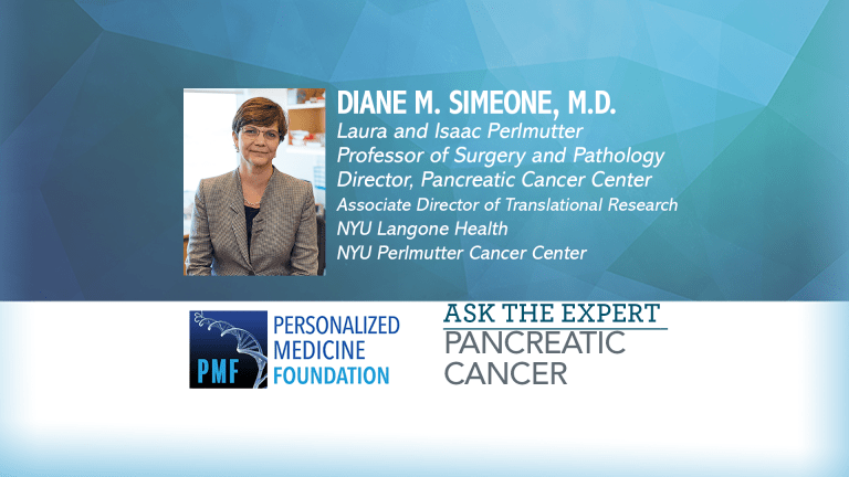 Ask The Expert About Pancreatic Cancer
