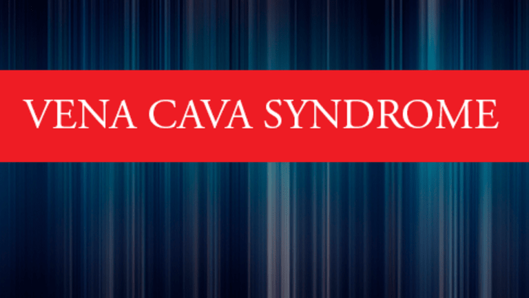 Superior Vena Cava Syndrome (Obstruction of the Veins to the Heart)