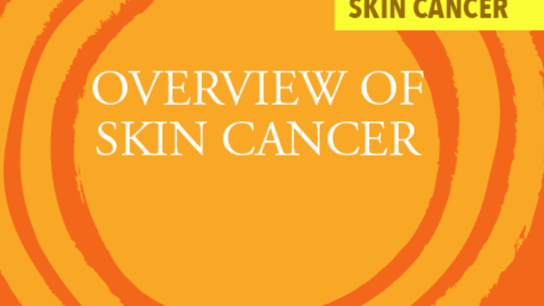 Overview of Skin Cancer