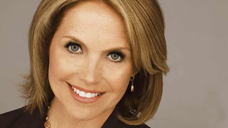 Katie Couric Colon Cancer Advocate