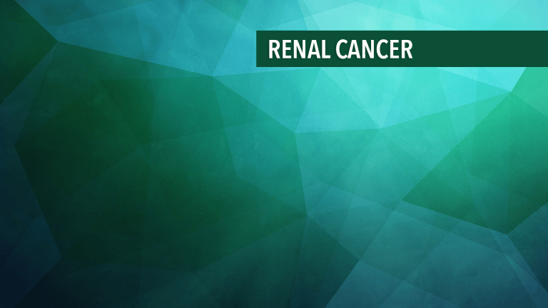 Treatment & Management of Renal Cell (Kidney) Cancer