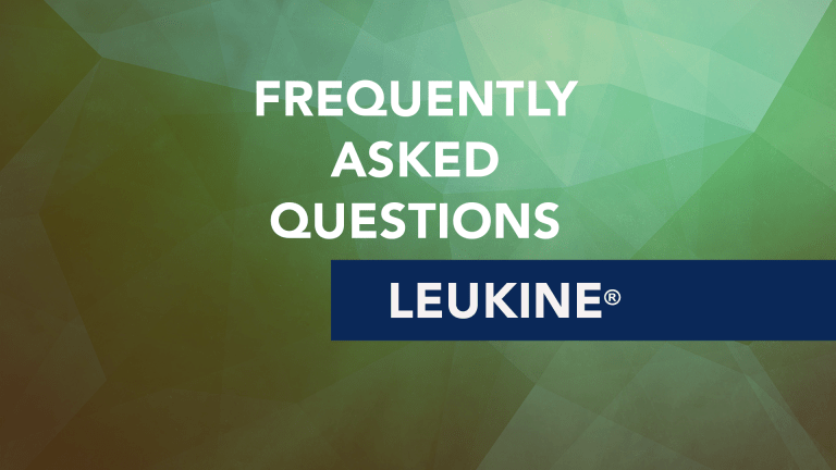 Frequently Asked Questions About Leukine (sargramostim)