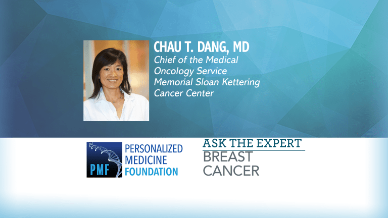 Ask The Expert About Metastatic Breast Cancer