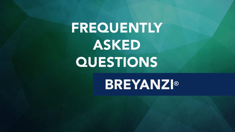 Frequently Asked Questions About BREYANZI (lisocabtagene maraleucel)
