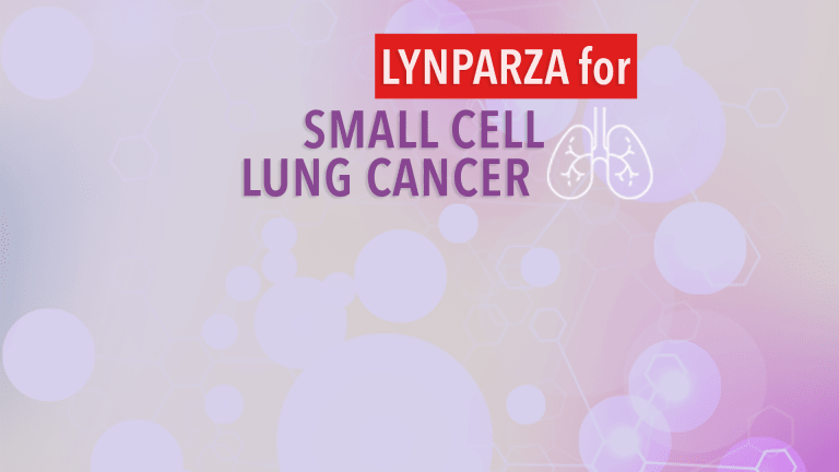 Lynparza Combination Shows Promise in Treatment of Small Cell Lung Cancer