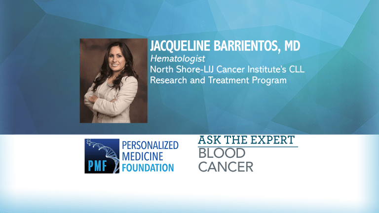 Ask the Expert: Blood Cancer Treatment Progress & What's Next