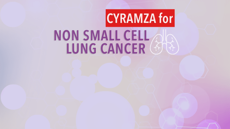 Cyramza Improves Overall Survival and Delays Cancer Recurrence in NSCLC