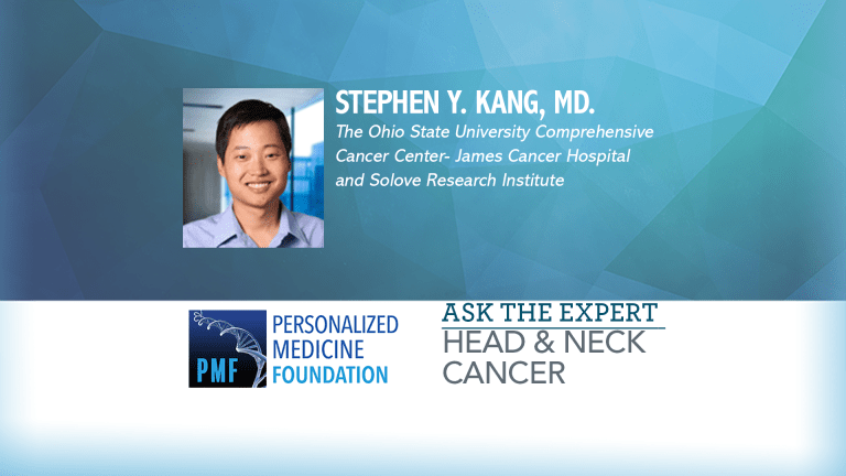 Ask The Expert About Head and Neck Cancer