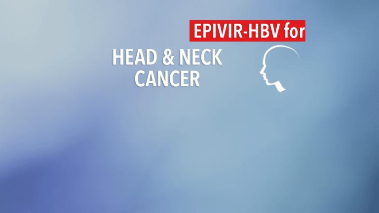 Epivir®-HBV Reduces Reactivation of Hepatitis B in Nasopharyngeal Cancer Patient