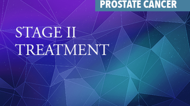 Treatment of Stage II Prostate Cancer