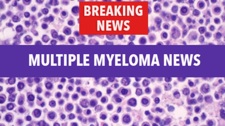 Novel Therapy for Recurrent Multiple Myeloma