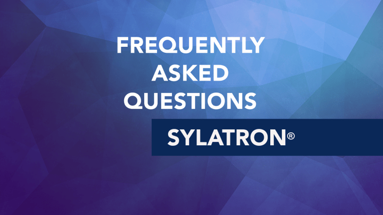 Frequently Asked Questions About Sylatron® (Peginterferon alfa-2b)
