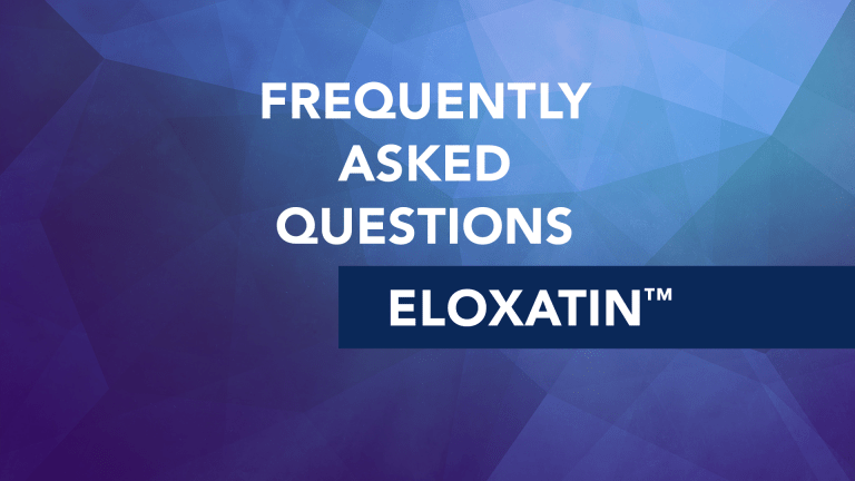 Frequently Asked Questions About Eloxatin® (Oxaliplatin)