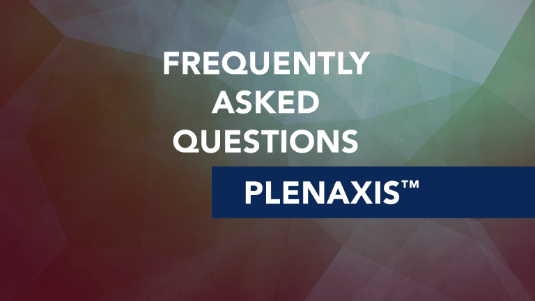 Frequently Asked Questions About Plenaxis™ (abarelix)