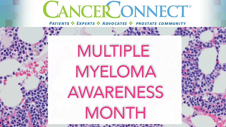 Advances offer Promise for Multiple Myeloma Patients