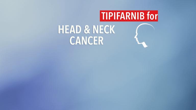 Tipifarnib for HRAS-mutant Head and Neck Cancer