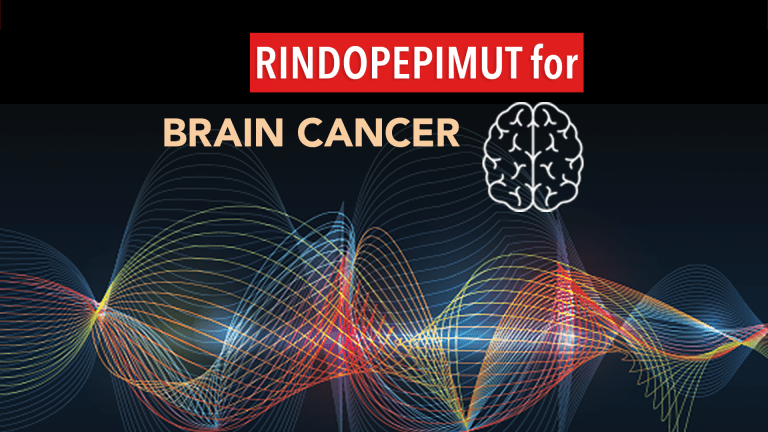 Rindopepimut Continues to Show Promise Against Glioblastoma