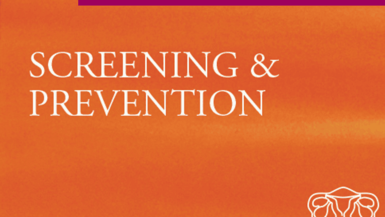 Screening & Prevention of Ovarian Cancer